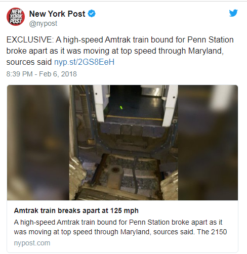 Amerika vagon kopması