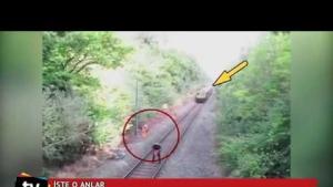 Kahraman Demiryolu İşçisi