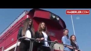 Trenlerin Sultanları Kadın Makinistler